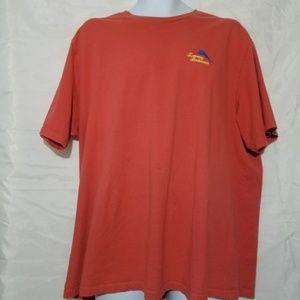 Tommy Bahama T-Shirt Men's XXL 100% Cotton Shirt